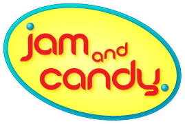 Jam and Candy Logo